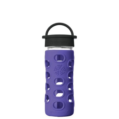 Iris Glass Water Bottle 350ml