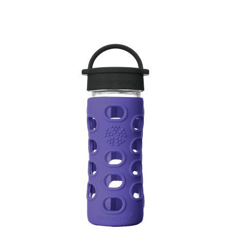 Iris Glass Water Bottle 350ml