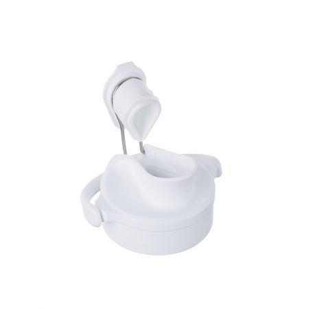 Water Bottle Active Cap Arctic White